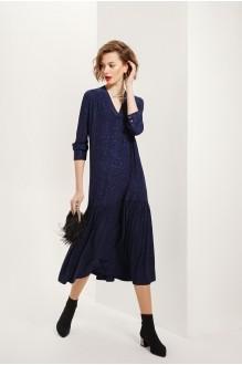 Платье Prestige 3552 синий фото 2