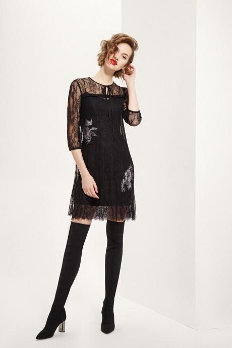 Платье Prestige 3574 черный