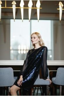 Платье Prestige 3616 синий фото 1
