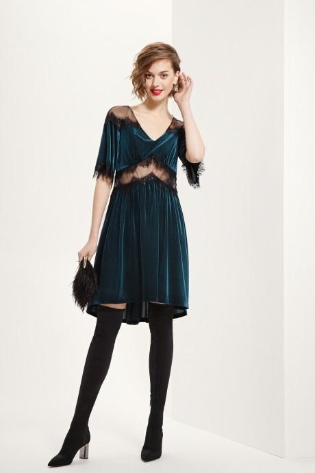 Платье Prestige 3586 зеленый
