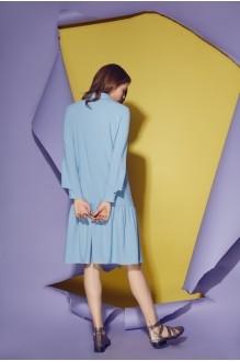 Платье Prestige 3474 голубой фото 2