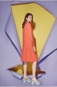 Платье Prestige 3474 оранжевый фото 2