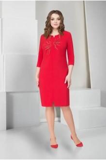 Платье ТAиЕР 753 красный фото 1