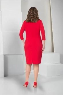 Платье ТAиЕР 753 красный фото 2