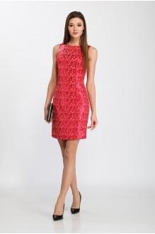 Lady Secret 3567 -1 коралл в красные пайетки