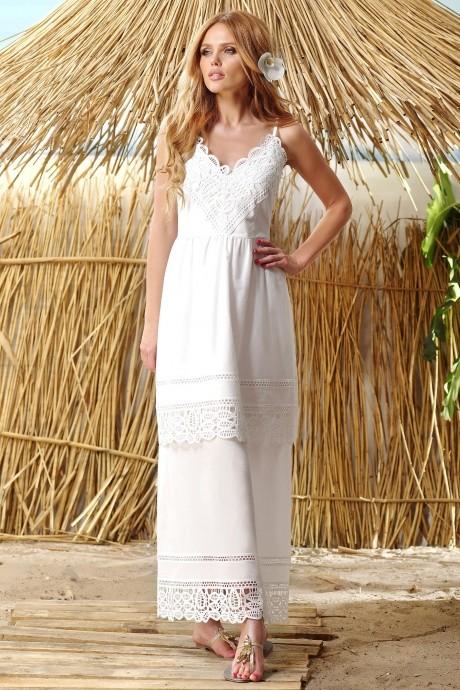Платье Vesnaletto 1446 белый