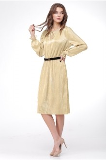 Платье Ладис Лайн 1011 золотой фото 1