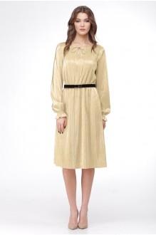 Платье Ладис Лайн 1011 золотой фото 2