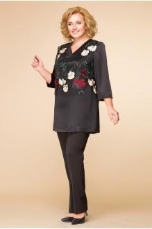 Romanovich Style 2-1558 черный/кружево розы