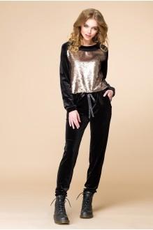 Romanovich Style 2-1454 черный/золото