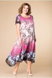 Romanovich Style 1-1332 розовые вензеля