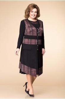 Romanovich Style 3-1261 чёрный с бордо