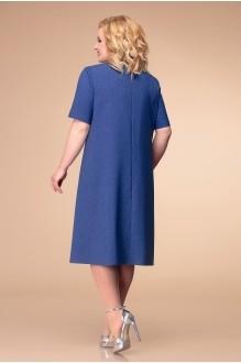 Платье Romanovich Style 1-1783 тёмно-синий фото 2