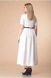 Платье Romanovich Style 1-1805 белый фото 2