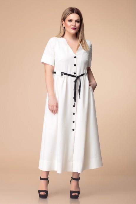 Платье Romanovich Style 1-1805 белый