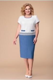 Romanovich Style 1-1007 белый/синий