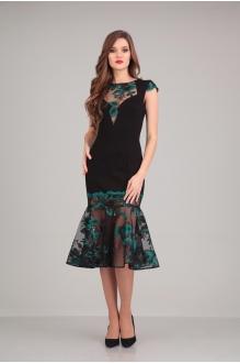 Arita Style (Denissa) 1120 чёрно-зелёный