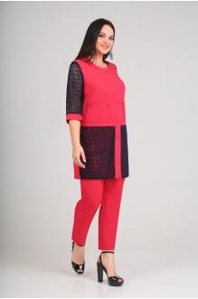 Arita Style (Denissa) 1154 сине-красный