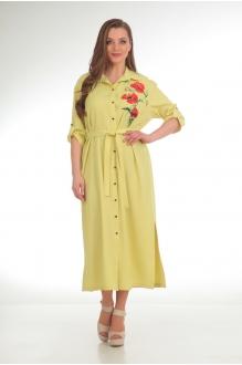 Платье Анастасия Мак 486 желтый фото 1
