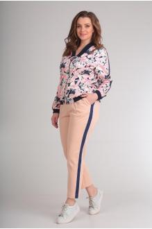 Анастасия Мак 598 розово-бежевый