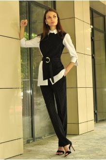 МиА-Мода 956 -1 черный в полоску