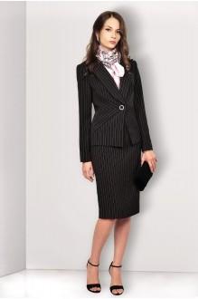 МиА-Мода 955 -1 черный в полоску