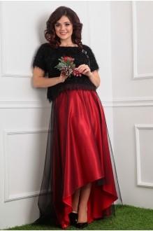 Мода-Юрс 2376 черный/красный