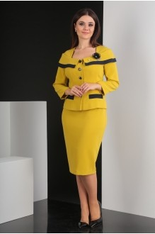 Мода-Юрс 2396 светлая горчица