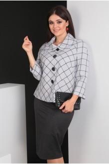 Мода-Юрс 2403 светло-серый+серый