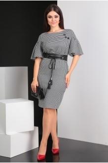 Мода-Юрс 2321 черно-белый