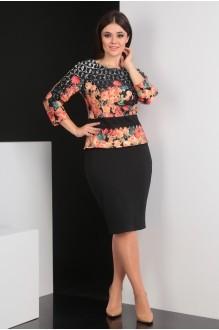Мода-Юрс 2198 черный + персик