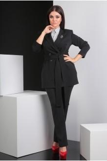 Мода-Юрс 2369 черный гладкий