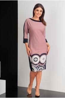 Мода-Юрс 2431 розовый  + низ орнамент