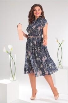 Мода-Юрс 2394 -1 синий + розовый