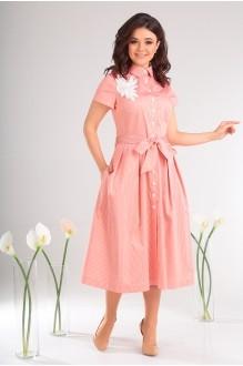 Мода-Юрс 2333 персик + мелкая полоска