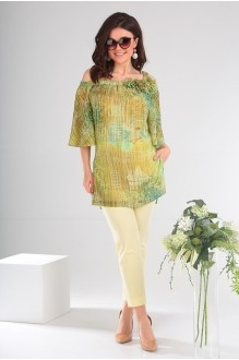 Мода-Юрс 2353 зеленый