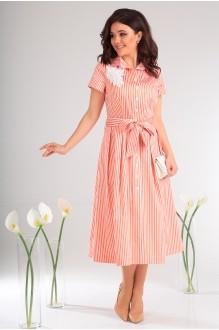 Мода-Юрс 2333 персик + крупная полоска