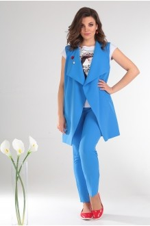 Мода-Юрс 2331 ярко-голубой