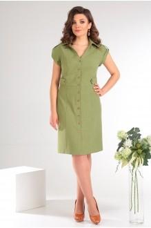 Платье Мода-Юрс 2346 зеленый фото 1