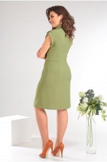 Платье Мода-Юрс 2346 зеленый фото 4