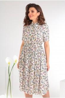 Платье Мода-Юрс 2479 светлый фото 2