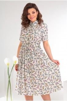 Платье Мода-Юрс 2479 светлый фото 3