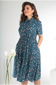 Платье Мода-Юрс 2479 тёмный фото 5