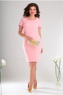 Костюм, комплект Мода-Юрс 2478 василёк + розовый фото 2