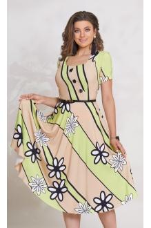 Vittoria Queen 9133 -1 цветочный принт