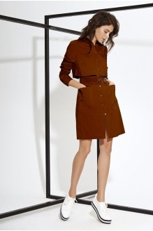 Buter 631 коричневый/длинный рукав
