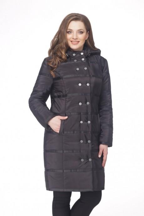 Куртка, пальто, плащ LeNata 11857 черный