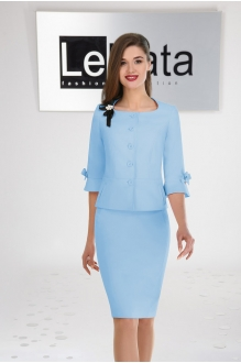 LeNata 21757 -1 голубой