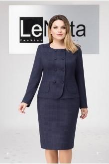 LeNata 22915 синяя клетка