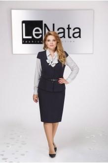 LeNata 31596 темно-синий